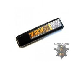 Аккумулятор для страйкбольного пистолета 7,2V 500mAh for AEP