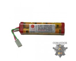 Аккумулятор Sanyo 9,6v 1800 mAh Large ICS MC-30(Япония)