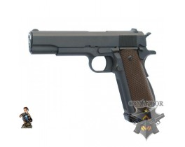 Пистолет KJWorks M1911 GBB (CO2)