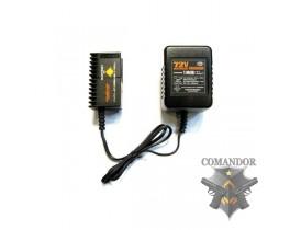 Зарядное устройство для аккумуляторов на 7,2V(110 Вольт)