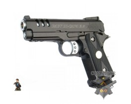 Страйкбольный пистолет Hi-CAPA 3.8, металл