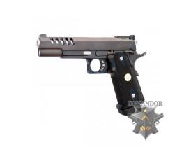Страйкбольный пистолет Hi-CAPA 5.1 Type K, металл