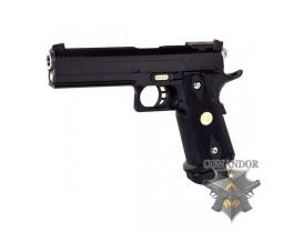 Страйкбольный пистолет Hi-CAPA 5.1 CO2, металл