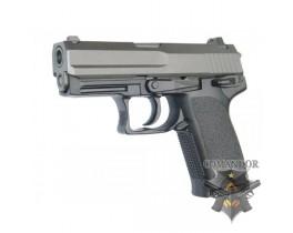 Страйкбольный пистолет USP Standart, металл