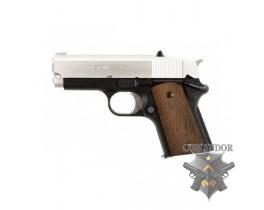 Страйкбольный пистолет DETONICS 45 SLIDE SILVER