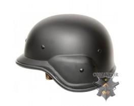 Шлем тактический защитный PASGT, ABS, черный
