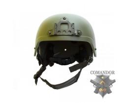Шлем защитный IBH, подвесная система КОМФОРТ, ABS, олива