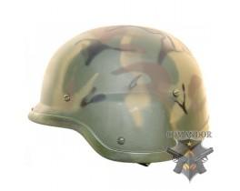 Шлем защитный M88 Vietnam, сталь, камо-джунгли