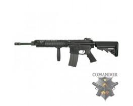 Страйкбольная винтовка SR-16 E3 150м/с (тюнинг Systema) full metall