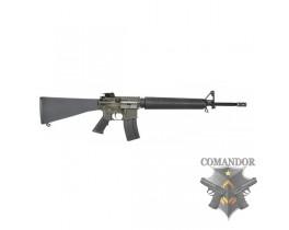 Страйкбольный автомат FN M16A4 150м/с (тюнинг Systema) full metall