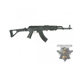 Страйкбольный автомат AK74 Tapco Style Folding Stock 150м/с (тюнинг Systema) full metall