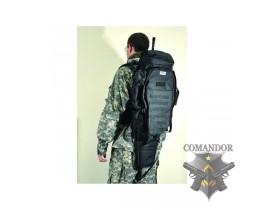 Рюкзак-чехол SWISS ARMS под винтовку черный