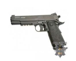 Страйкбольный пистолет GSR CO2 full metall
