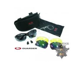 Очки Guarder (G-C3) - 4 сменных комп. стекол и оправа под диоптрии
