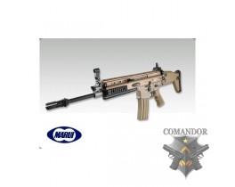 Страйкбольный автомат Scar-L recoil type (FDE)