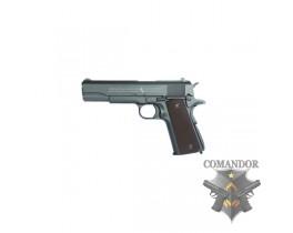 Страйкбольный пистолет COLT M1911 A1 CO2