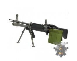 Страйкбольный пулемет MK43 MOD 0 (M60E4) Full metal