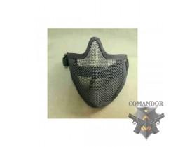 Защитная маска Tacgear Netting 2.0, black
