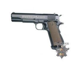 Страйкбольный пистолет CОLT M1911 A1 CO2 Blowback (Full metall)