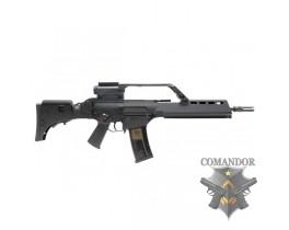 Страйкбольный автомат H&K G36KV AEG (Black)