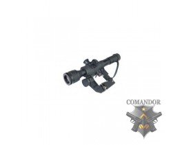 Оптический прицел 4x26 SVD Red Illuminated Sniper Scope