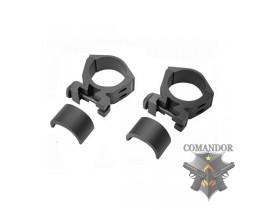 Кольца для оптических прицел G&G G-03-034 25/30MM DIA. STANDARD RING