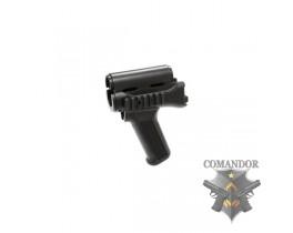 Пистолетная рукоятка и тактическое цевье VFC AKS-74U Tactical Handguard