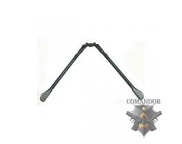 Сошки для страйкбольного оружияCA A159M Metal Bipod for G3 series