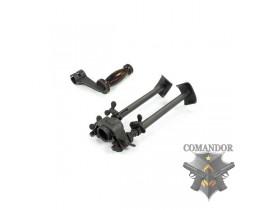 Сошки пулеметные для VFC BAR Carryhandle & Bipod Set