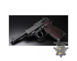 Страйкбольный пистолет Walther P38 ac 40 s. black