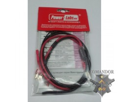 Готовая проводка для АК-серии с выводом питания в подсумок или приклад (72012Т)