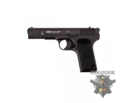 Страйкбольный пистолет ТТ (Тульский-Токарев) ТТ-A Soft Air