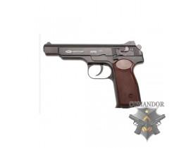 Страйкбольный пистолет Стечкина APS-A Soft Air