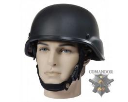 каска защитная US Army Mich (пластик) цвет: черный