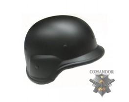 каска защитная SWAT (пластик) цвет: черный