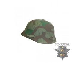 чехол на защитную каску Бундесвера цвет: splinter (сплинтер) Б/У