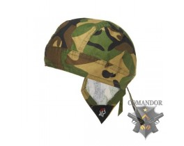 Бандана на голову цвет: Woodland (вудланд)