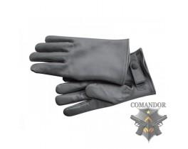 Перчатки Бундесвер зимние (кожа) цвет: серый размер: 9-9,5 Б/У