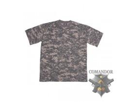 футболка камуфляжная цвет: AT-digital размер: M