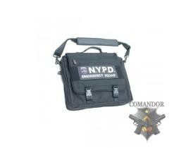 Кейс для транспортировки и хранения короткоствольного оружия цвет: черный материал: Cordura