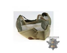 маска защитная нижней части лица сетчатая Tac Gear Netting