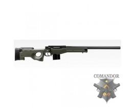 Страйкбольная снайперская винтовка L96 AWS  GREEN STOCK