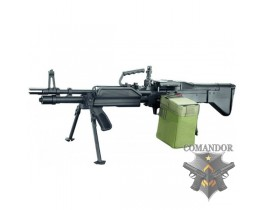 Страйкбольный пулемет MK43 Mod 0 (M60E4)