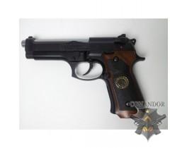 Страйкбольный пистолет Beretta M9 Black