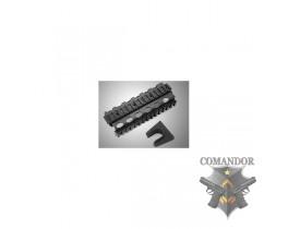 Боковое крепление G&G G-03-063 Magnesium RIS for AK