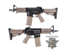 Страйкбольный автомат M4 Tanker Rifle (Dark Earth)