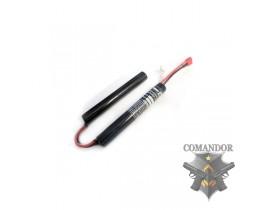 Аккмуляторная батарея 13,2v 1100mAh (M4 цевье)