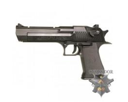 Страйкбольный пистолет Desert Eagle 50AE Semi & Full Auto