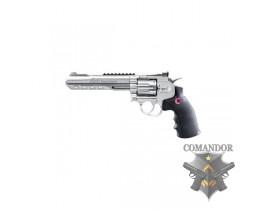 Страйкбольный револьвер Ruger SuperHawk 6 inch Silver