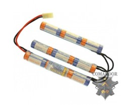 Аккмуляторная батарея 9,6V 2200mAh CQB